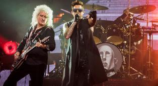 Queen + Adam Lambert: guarda le foto del concerto a Bologna