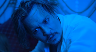 Marilyn Manson: nuovo video con Johnny Depp e molte sfumature erotiche