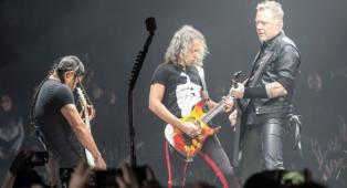 Metallica: guarda le foto del concerto a Madrid