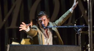 Arctic Monkeys: guarda le foto più belle del secondo concerto a Roma