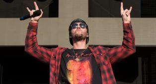 Avenged Sevenfold: guarda le foto del concerto a Firenze Rocks