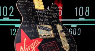 Virgin Radio supporta Paoletti Guitars. Scopri tutte le info!