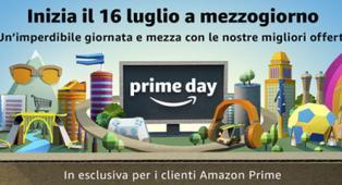 E' anche quest'anno è arrivato il Prime Day!