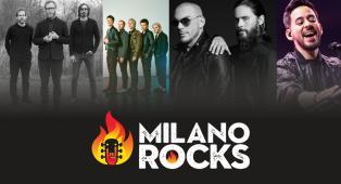 VIRGIN RADIO TI PORTA AL MILANO ROCKS FESTIVAL