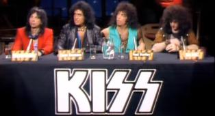 KISS - Unmasking on MTV