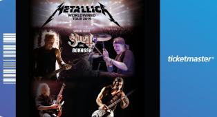 I Metallica annunciano la data italiana nel 2019!