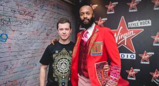 Fantastic Negrito: guarda le foto più belle del live a Virgin Radio e dell'intervista con Andrea Rock