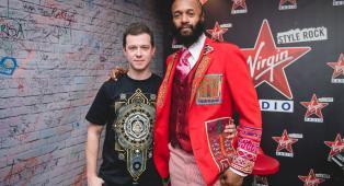 Fantastic Negrito a Virgin Radio. Guarda l'intervista e il live di The Duffler