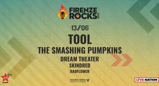 Dream Theater: UFFICIALE a Firenze Rocks il 13 giugno in apertura a Tool e Smashing Pumpkins. Tutte le info
