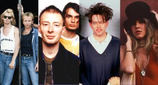 Radiohead, Def Leppard, Stevie Nicks, Roxy Music e Cure nella Rock & Roll Hall of Fame 2019! La lista definitiva