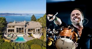 Metallica: Lars Ulrich ha messo in vendita la sua lussuosissima villa nella baia di San Francisco! Guarda le foto e il prezzo