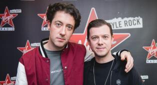 Wombats: guarda le foto più belle dell'intervista e del live negli studi di Virgin Radio