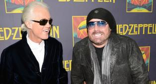 """Jason Bonham ritratta: """"Non è vero che Jimmy Page mi ha offerto sostanze illegali quando ero minorenne"""""""