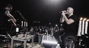 Disturbed: guarda il video live di A Reason To Fight