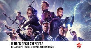 Il rock degli Avengers: tutte le canzoni più famose utilizzate nei film Marvel