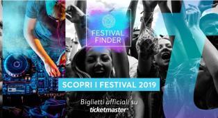 Arriva Festival Finder, la guida completa di Ticketmaster Italia ai festival musicali più attesi dell'estate 2019