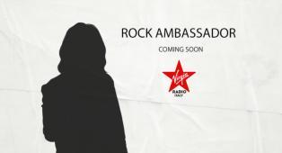 È in arrivo il nuovo Rock Ambassador. Guarda la foto del profilo. Lo riconosci?