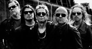 """Metallica, Kirk Hammett: """"Lavorare con Lou Reed è stato speciale, è stato come se collaborassimo con Jimi Hendrix"""""""