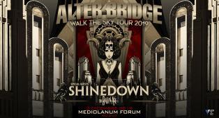Alter Bridge: UFFICIALE in concerto in Italia il 2 dicembre a Milano! Tutte le info e biglietti