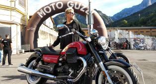 Moto Guzzi Open House 2019: guarda le foto più belle della manifestazione presentata da Ringo