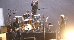 U2: guarda le foto del concerto a Auckland