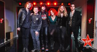 The Struts: guarda la performance acustica integrale sul palco di Virgin Radio. Intervista di Andrea Rock e Alteria