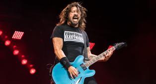 """Foo Fighters, Dave Grohl: """"Il nostro nuovo album sarà dannatamente strano e diverso. Ci stiamo lavorando ora"""""""