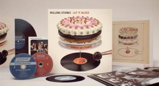 """THE ROLLING STONES – LET IT BLEED (50th ANNIVERSARY LIMITED DELUXE EDITION). Partecipa all'estrazione del cofanetto con 2 LP, 2 CD e un 7"""""""