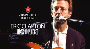ERIC CLAPTON - MTV Unplugged - Riascolta lo speciale a cura di Paola Maugeri