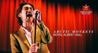 "ARCTIC MONKEYS - ""Royal Albert Hall"" - Riascolta lo speciale a cura di Giulia Salvi"