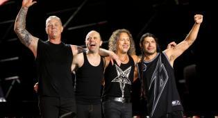 """I Metallica sono stati """"censurati"""" da Twitch con della musica folk durante un live in diretta. Guarda il video"""