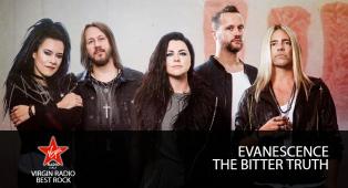 Evanescence - The Bitter Truth - Riascolta lo speciale con Francesco Allegretti