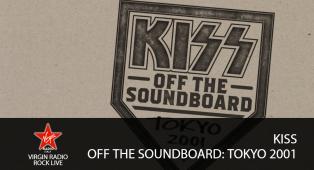 KISS, Off The Soundboard: Tokyo 2001 - riascolta lo speciale con Ringo