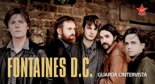 Fontaines D. C., guarda l'intervista integrale con Andrea Rock