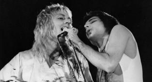 Queen: le foto del concerto a Hyde Park del 18 settembre 1976