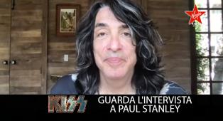 """KISS, Paul Stanley: """"Il rock unisce, non ha colore, genere o razza"""". Guarda l'intervista"""