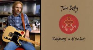 TOM PETTY – WILDFLOWERS & ALL THE REST: partecipa all'estrazione finale del box deluxe con 7 LP