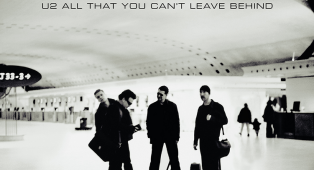 U2 – ALL THAT YOU CAN'T LEAVE BEHIND: partecipa all'estrazione finale dell'album in versione super deluxe con 5 CD