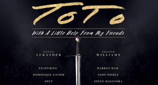 Toto - With A Little Help From My Friend: partecipa all'estrazione finale dell'album in versione doppio LP transparent