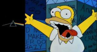 Ogni album dei Pink Floyd spiegato con una scena dei Simpson: tutti i riferimenti alla band nella serie TV. Guarda il video