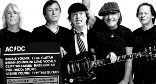 AC/DC, terzo indizio: la band conferma ufficialmente la formazione con Brian Johnson e Phil Rudd! Guarda il post