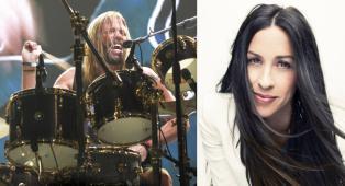 """Foo Fighters, Taylor Hawkins: """"Alanis Morissette capì subito che Dave Grohl mi avrebbe chiesto di far parte della sua band"""""""