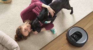 Il futuro del pulito è adesso... con Roomba