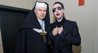 La vera storia dell'amicizia tra Marilyn Manson e Billy Corgan e di quando rischiò di finire per una ragazza