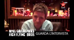 Noel Gallagher: guarda l'intervista a Virgin Radio TV in occasione dell'uscita di We're On Our Way Now