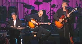 """Quella volta che Billy Corgan suonò """"Wish You Were Here"""" con i Pink Floyd. Guarda il video"""