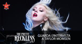The Pretty Reckless: guarda l'intervista a Taylor Momsen