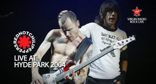 """Speciale RED HOT CHILI PEPPERS - """"Live at Hyde Park 2004"""" - Riascolta lo speciale a cura di Paola Maugeri"""