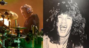 Def Leppard, Rick Allen e la sua passione per la pittura: il suo ultimo dipinto è in memoria di Eddie Van Halen. Guarda la collezione