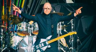 """Smashing Pumpkins, Billy Corgan: """"Stiamo lavorando su 21 canzoni per il nuovo album. Sarà diverso dagli altri"""""""